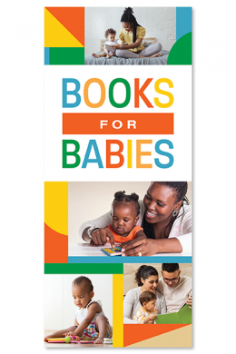 Books for Babies Pamphlet (English)