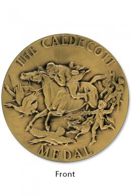 Caldecott Medal Decor Front