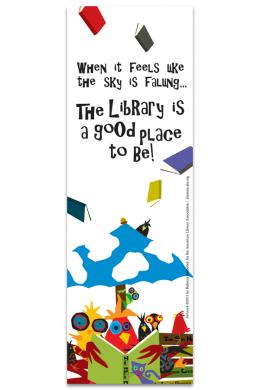 Chicken Little Bookmark