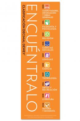 Clasificación Dewey® Bookmark