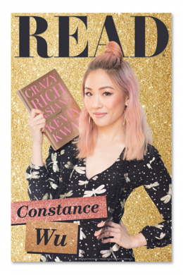 Constance Wu Poster