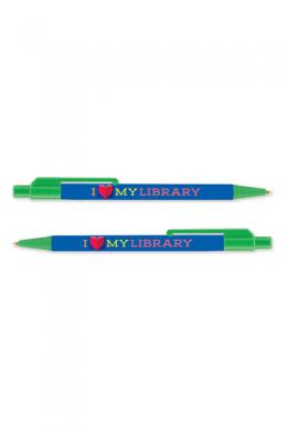 I Love My Library Pen