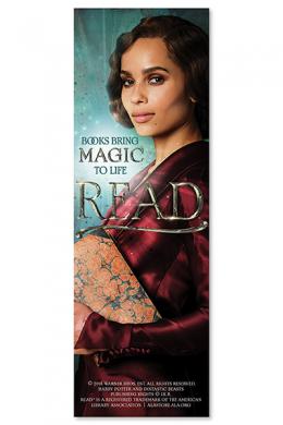 Fantastic Beasts Leta Lestrange Bookmark