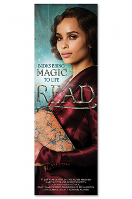 Fantastic Beasts Leta Lestrange Bookmark