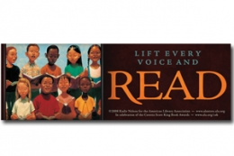 Lift Every Voice Bookmark