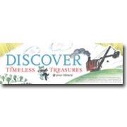 Discover Mike Mulligan Bookmark