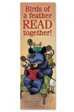 Mother Bruce Bookmark