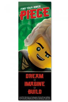 Lego 174 Ninjago 174 Bookmark Ala Store