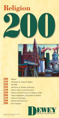 Dewey Series 200 Poster