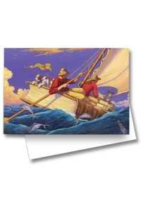 Set Sail Notecards