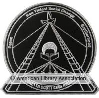 Coretta Scott King Honor Seals (Pewter)