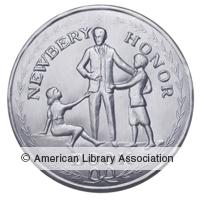 Newbery Honor Seals (Silver)