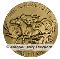 Caldecott Medal Seals (Gold)