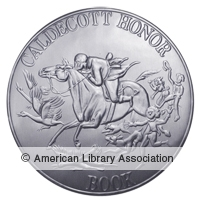 Caldecott Honor Seals (Silver)