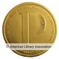 Michael L. Printz Award Seal (Gold)