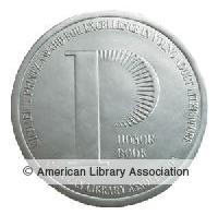 Michael L. Printz Honor Seal (Silver)