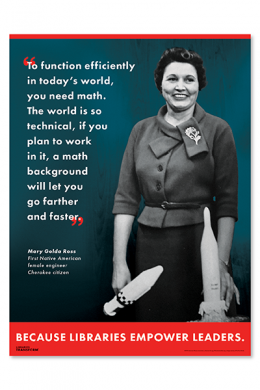 Ross Libraries Transform Poster