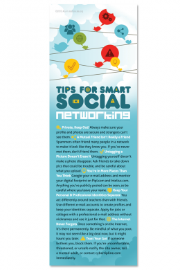 Smart Social Networking Bookmark