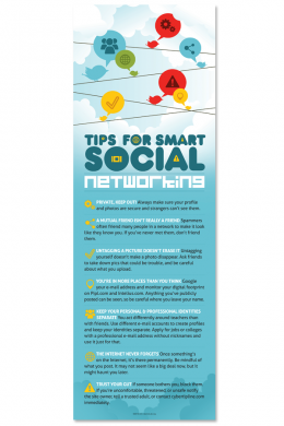 Smart Social Networking Poster