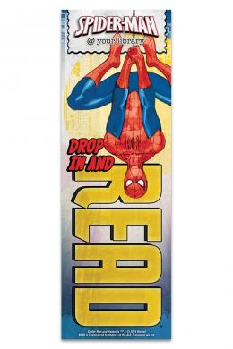 Spider-Man Bookmark
