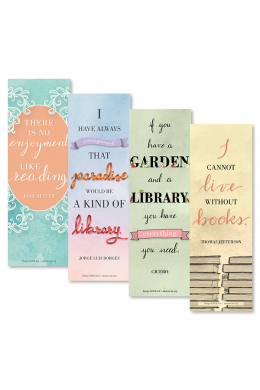 Well-said Bookmarks
