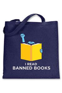 b53545b1ec6e I Read Banned Books Tote
