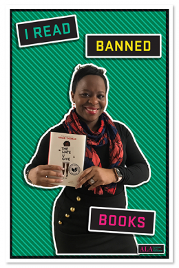 I Read Banned Books Poster File