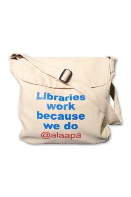 Libraries Work Satchel