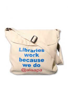 Libraries Work Satchel