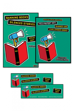 Speak Out Banned Books Set 1