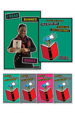 Speak Out Banned Books Set 2