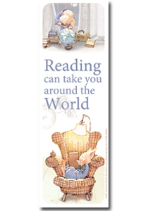 Toot and Puddle Bookmark
