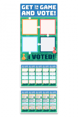 Vote Digital Set