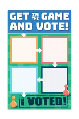 Vote Mini Poster File
