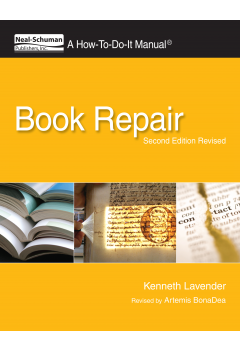 Book Repair, Second Edition: A How-To-Do-It Manual, Second Edition Revised