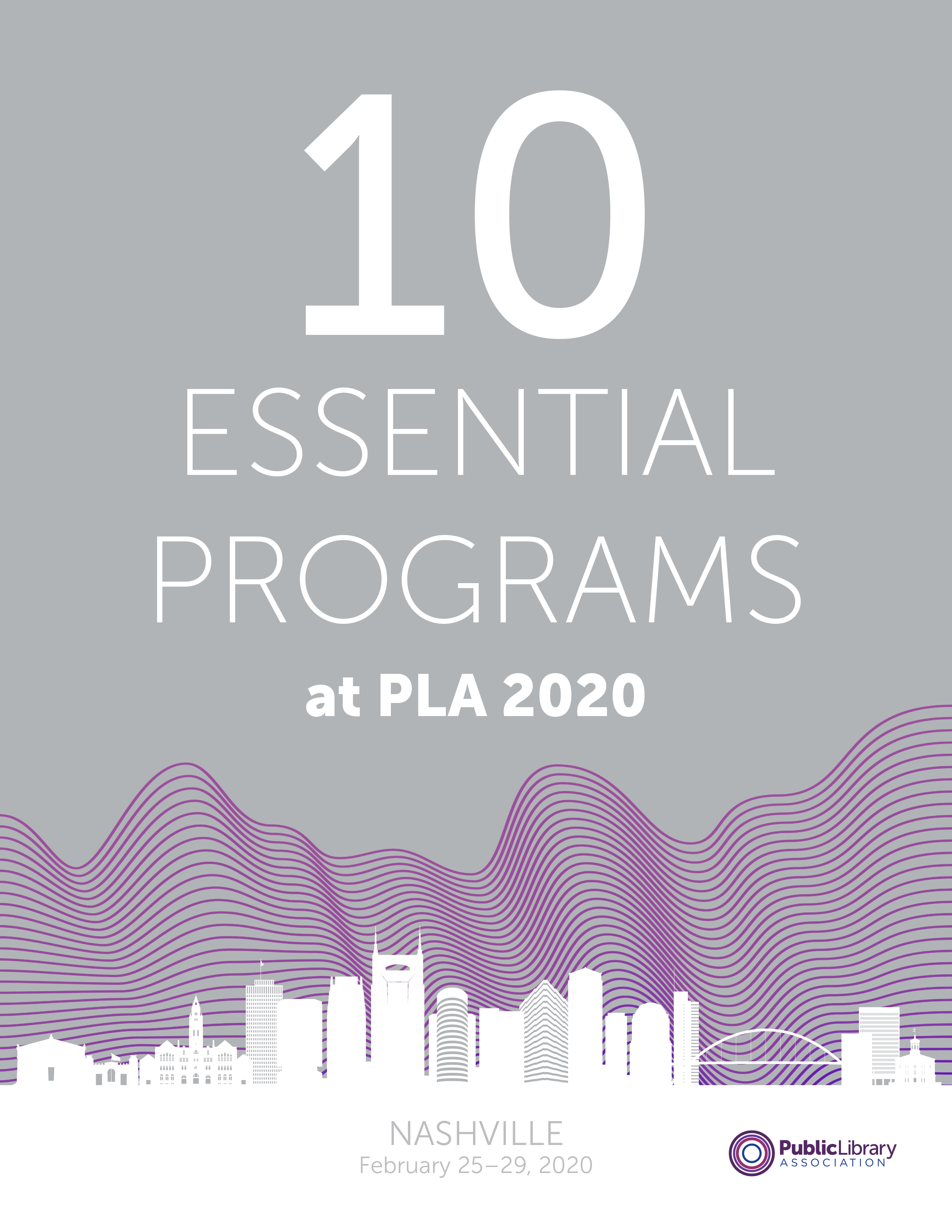 cover image for PLA 2020: Ten Essential Programs—eEditions PDF e-book
