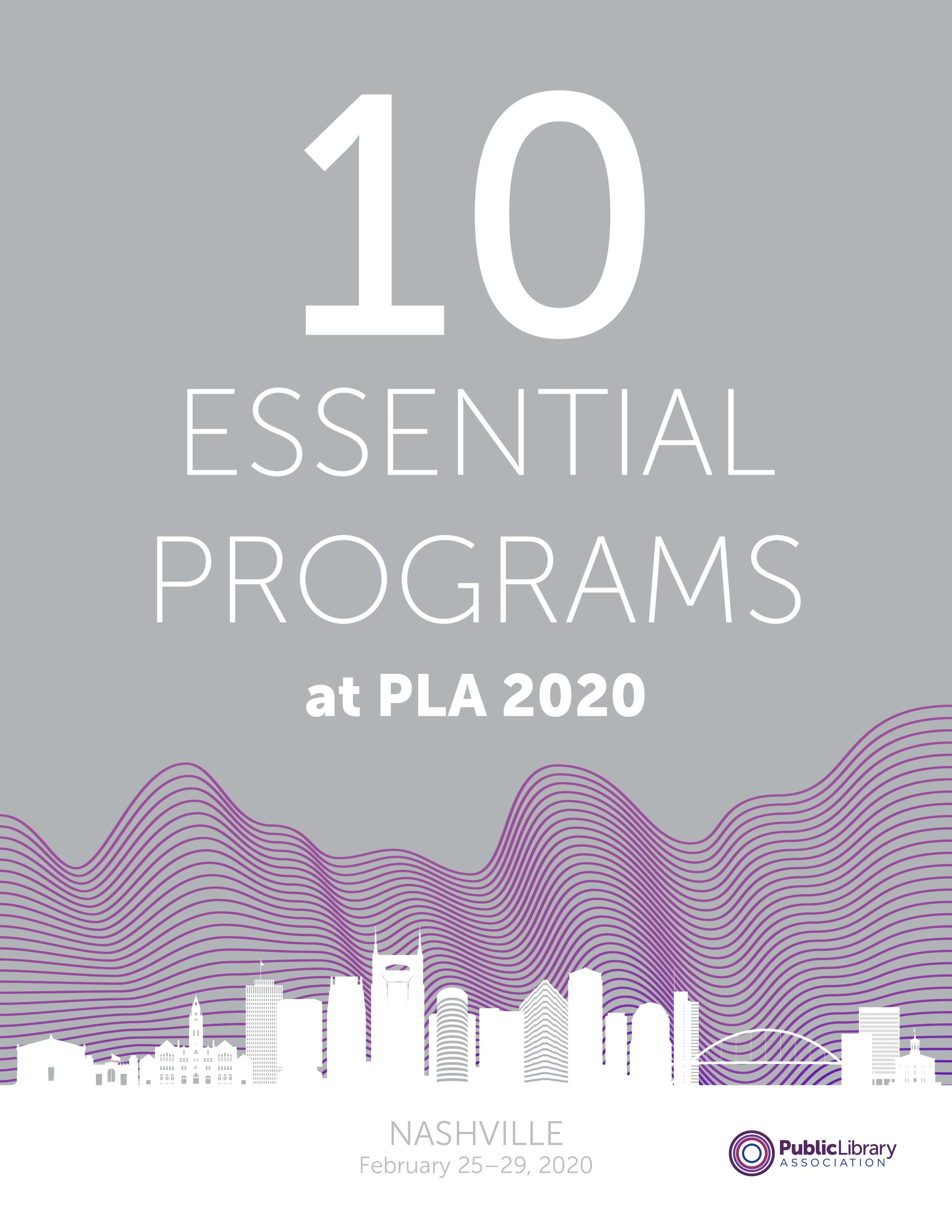 PLA 2020: Ten Essential Programs—eEditions PDF e-book