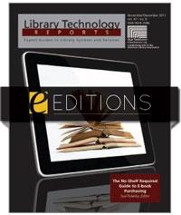 The No Shelf Required Guide to E-book Purchasing--eEditions e-book