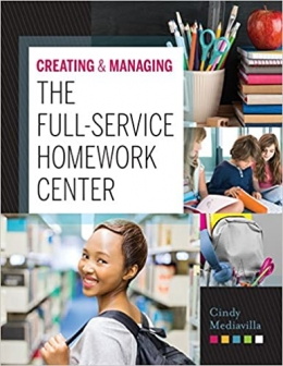 book cover for Creating & Managing the Full-Service Homework Center