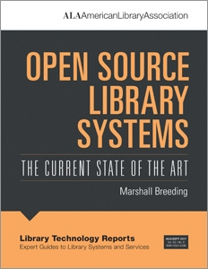 Open Source Library Systems: The Current State of the Art