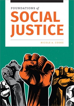 book cover for Foundations of Social Justice