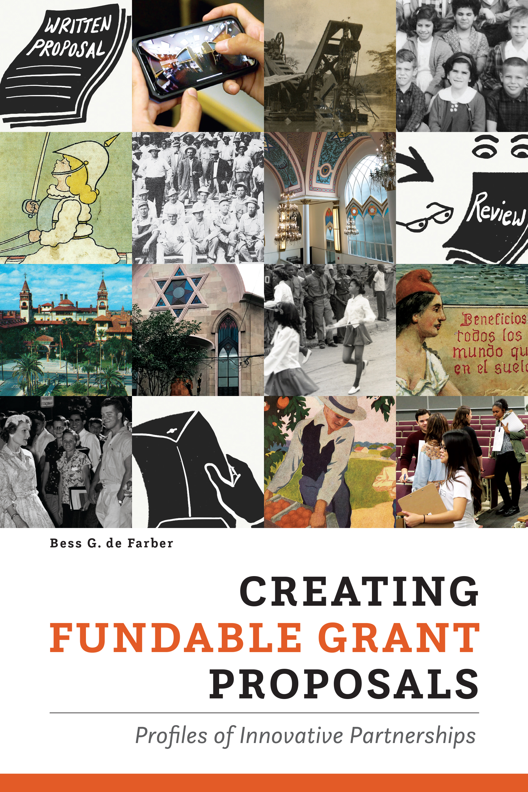 book cover for Creating Fundable Grant Proposals: Profiles of Innovative Partnerships