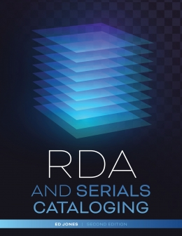 book cover for RDA and Serials Cataloging, Second Edition