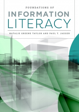 book cover for Foundations of Information Literacy