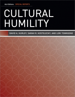 book cover for Cultural Humility