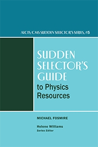 Sudden Selector's Guide to Physics Resources