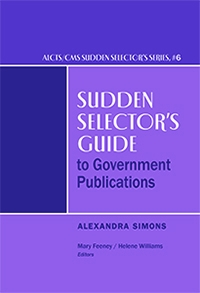 Sudden Selector's Guide to Government Publications