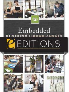 Embedded Business Librarianship for the Public Librarian — eEditions e-book