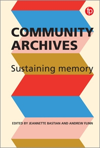 book cover for Community Archives: Sustaining Memory