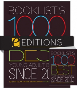 Booklist's 1000 Best Young Adult Books since 2000—print/e-book Bundle